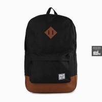 ORIGINAL Herschel Heritage Backpack Black