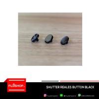 Shutter Relase Button Black for Fujifilm Camera