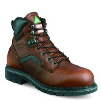 3526 RED WING MEN'S 6-INCH BOOT BROWN / SEPATU SAFETY