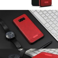 Leather Stitching Premium Case For Samsung S8 plus