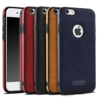 Leather Stitching Premium Case For Iphone 7/7s