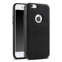 Leather Stitching Premium Case For Iphone 6/6s