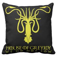 Bantal Kotak Game of Thrones: House Greyjoy