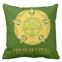 Bantal Kotak Game of Thrones: House Tyrell