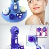Power Perfect Pore Facial Cleaner Alat Pembersih Wajah & Komedo 4in1