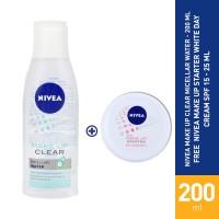 NIVEA Make Up Clear Micellar Water - 200 ml Free Gift (NMMW-200)