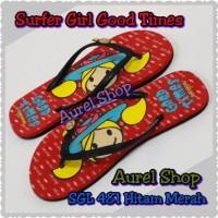TERBARU Sandal Ando Surfer Girl Good Times (SGL 481)