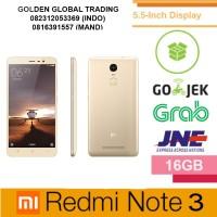 XIAOMI REDMI NOTE 3 2GB/16GB GREY SNAPDRAGON 650 16 MP (3G)