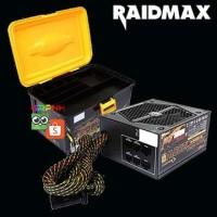 PSU RAIDMAX 1200W 80+GOLD SEMI MODULAR - Garansi 2 tahun