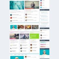 Divi Builder & 88 Premium Template Wordpress Elegant Themes Original