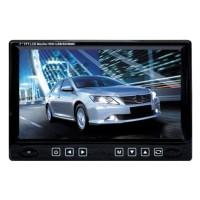 "ULTRA LINEAR UL-710TVM 7"" Slim On Dash LED Monitor- BLACK"