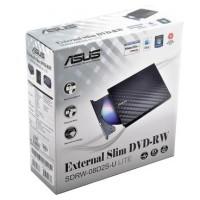 ASUS SDRW-08D2S-U LITE | External Slim DVD-RW