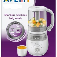 Philips Avent 4 in 1 Healthy Baby Food Maker ( New steam blender)