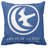 Bantal Kotak Game of Thrones: House Arryn