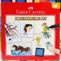 (Murah) Faber Castell Finger Printing Art Set