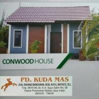 (Diskon) Rumah Conwood/Conwood House Tipe 36