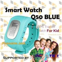 new Smartwatch Q50 Q50 Smart Watch for Kids with GPS Sim Card Blue