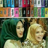 Modern Jilbab segi empat satin terbaru SUPER
