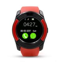 Smartwatch DZ11 - GSM V8 - Hitam