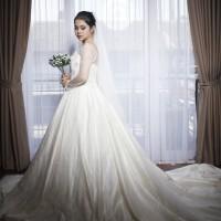 Jual Rent Wedding Gown Prewedd Gown Party Dress Kota Bandung Vera Felucy Tokopedia