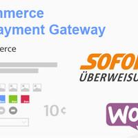 W00C0mmerce Sofort Payment Gateway v1.3
