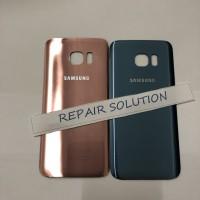 Backdoor Backcover Samsung Galaxy S 7 Flat Tutup battrey Samsung S7
