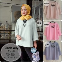 SIMPLE WILLY BLOUSE DOD SHOP