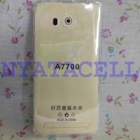 Soft Case Anticrack Lenovo A7700/Soft Hard Casing Cover Clear