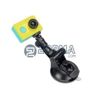 Asli Original Suction Cup Mount for Action Camera Gopro, Yi