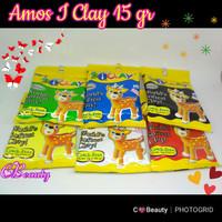 Amos Iclay 15gr ~ I Clay I-Clay 15 gr Slime Mainan Anak