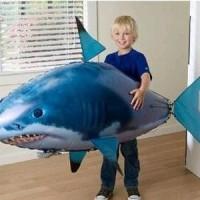 Mainan Ikan Terbang dengan remote control