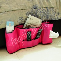 Bedside Caddy ( remote Koran termos my bottle ipad hp android