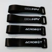 DOoFPV Rubberized Lipo Battery Strap 20mm x 220mm