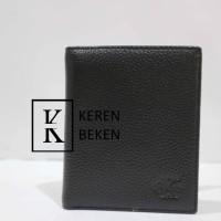 CK 8001-2 #3  Dompet Pria Pendek kulit Asli Import  Calvin Klein