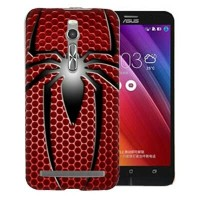 Custom Casing Hp Spiderman Marvel Asus Zenfone 2/2Laser/5/6/Go/Selfie