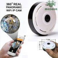 Harga mini wifi camera fisheye panoramic 360 | Hargalu.com