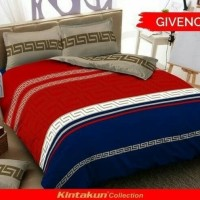 BEDCOVER SET KINTAKUN D'LUXE DELUXE 180 GIVENCY 180X200 BED COVER KING