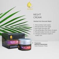Night Cream pemutih wajah,menghilangkan flek hitam&kerutan pada wajah