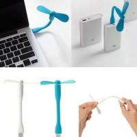 Kipas Baling Angin USB Flexible Power Mini Charge HP Pendingin Laptop