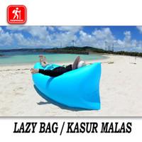 Kursi Angin Air Sofa Lazy Air Bed Kasur Malas Santai Camping