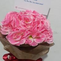 bouquet bunga artificial