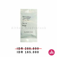 Refill Laneige BB Cushion Pore Control SPF 50+ PA+++
