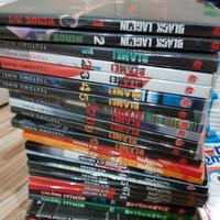 Level Comic Blame, Black Lagoon, redEyes, Dandelion, Tetsuzin