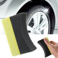 Tyre Applicator Foam Pad/Aplikator Semir Ban Mobil/Wax&Polishing Ban
