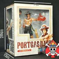 Portgas D Ace One Piece Figuarts Zero Onepiece Bootleg Super