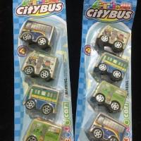 Mainan Anak Bus tingkat - City bus bukan tayo