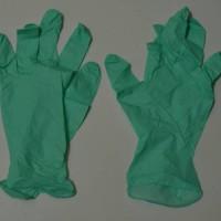 Sarung Tangan (Gloves) Karet Nitrile Eceran untuk Berkebun_Tosca_S