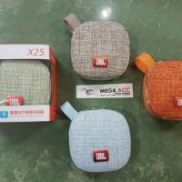 JBL Mini Bluetooth Speakers Portable Oudoor X25 With FM Radio - Tft Ca