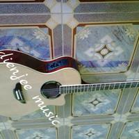 Gitar APX ELEKTRIK warna putih