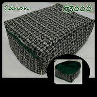 Canon Pixma G3000 Cover / Sarung Printer